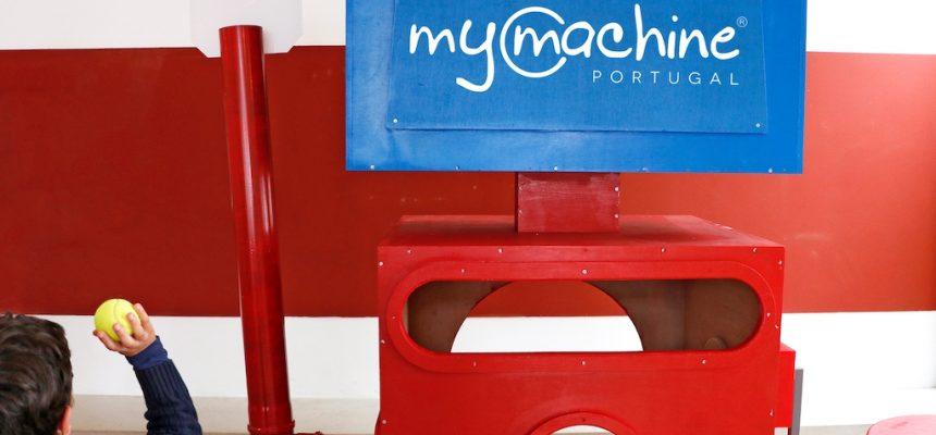 MyMachine Portugal    Óbidos Apresenta Máquina Arco-Íris